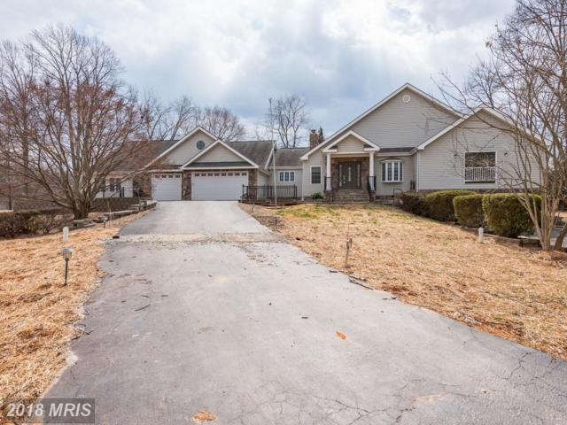 12783 Cruz Court, Fairfax, VA 22030 (#FX10183408) :: The Vashist Group