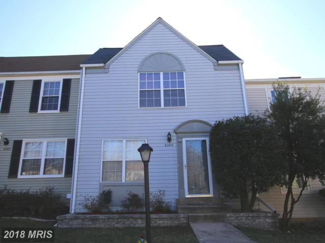 6569 Rundale Court, Alexandria, VA 22315 (#FX10183600) :: Colgan Real Estate