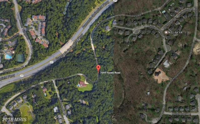 LOT-1 Hooes Road, Springfield, VA 22152 (#FX10185597) :: Arlington Realty, Inc.