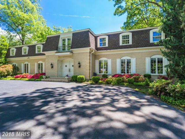 8609 Brook Road, Mclean, VA 22102 (#FX10187425) :: The Gus Anthony Team