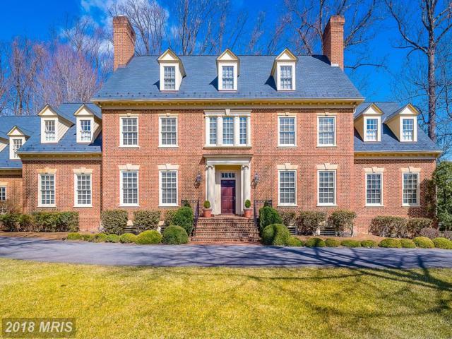 1098 Mill Ridge, Mclean, VA 22102 (#FX10188318) :: Blackwell Real Estate
