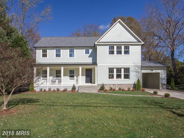 1228 Falster Road, Alexandria, VA 22308 (#FX10188402) :: Blackwell Real Estate