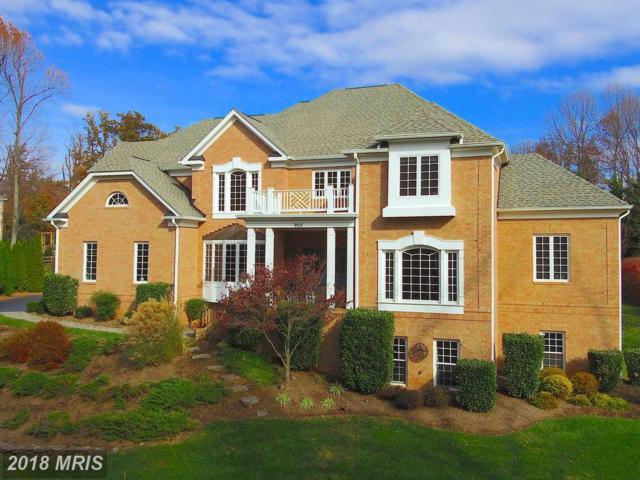 903 Falls Manors Court, Great Falls, VA 22066 (#FX10205004) :: Gail Nyman Group