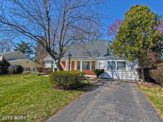 13121 Pavilion Lane, Fairfax, VA 22033 (#FX10205967) :: RE/MAX Cornerstone Realty