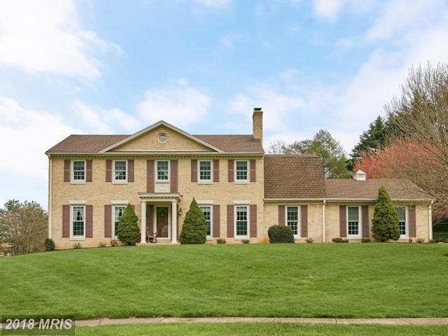 2223 Mcchesney Court, Vienna, VA 22181 (#FX10208884) :: The Belt Team