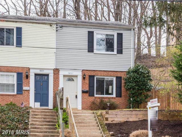 5867 Blaine Drive, Alexandria, VA 22303 (#FX10212175) :: Keller Williams Pat Hiban Real Estate Group