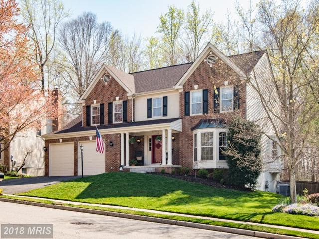 8303 Argent Circle, Fairfax Station, VA 22039 (#FX10214776) :: Browning Homes Group
