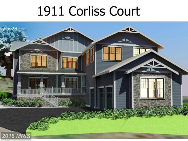 1911 Corliss Court, Mclean, VA 22101 (#FX10215486) :: Browning Homes Group