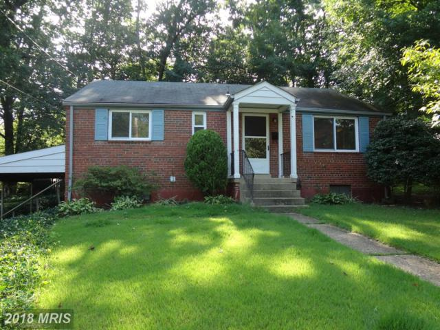 7201 Arthur Drive, Falls Church, VA 22046 (#FX10216461) :: The Belt Team