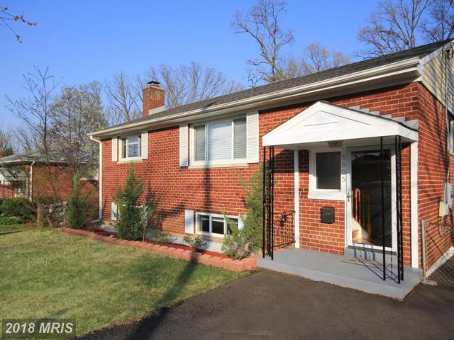 5805 Ash Drive, Springfield, VA 22150 (#FX10216469) :: Fine Nest Realty Group