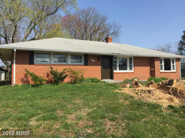 5301 Oldcastle Lane, Springfield, VA 22151 (#FX10216851) :: Browning Homes Group