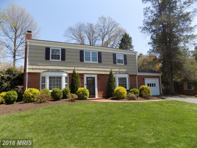 7807 Evening Lane, Alexandria, VA 22306 (#FX10217068) :: Browning Homes Group