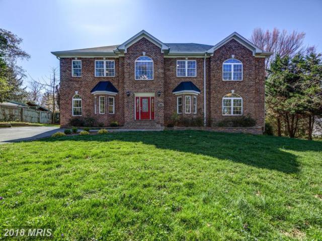 4008 Taylor Drive, Fairfax, VA 22032 (#FX10217097) :: Fine Nest Realty Group