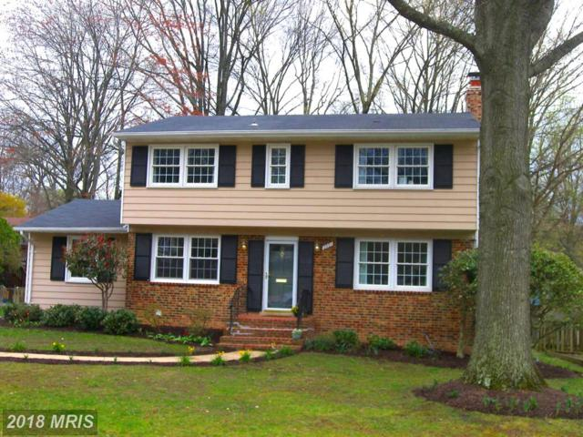 2331 Jackson Parkway, Vienna, VA 22180 (#FX10218696) :: Network Realty Group