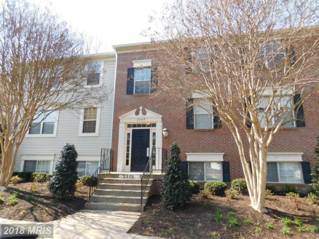 3905 Golf Tee Court #302, Fairfax, VA 22033 (#FX10220235) :: The Greg Wells Team