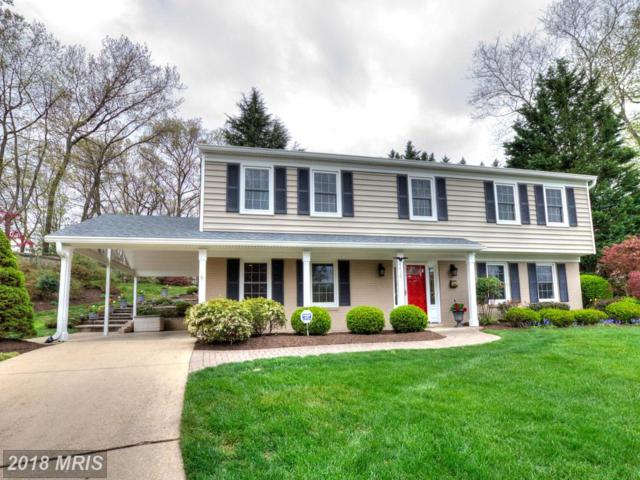 4416 Woodchuck Court, Annandale, VA 22003 (#FX10220803) :: Advance Realty Bel Air, Inc