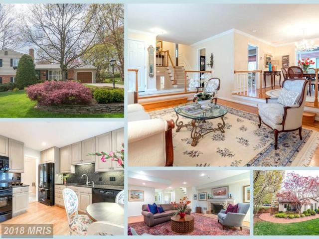 3906 Cherry Hill Way, Annandale, VA 22003 (#FX10221974) :: Advance Realty Bel Air, Inc