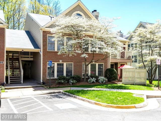 3805 Ridge Knoll Court 107B, Fairfax, VA 22033 (#FX10223822) :: Dart Homes