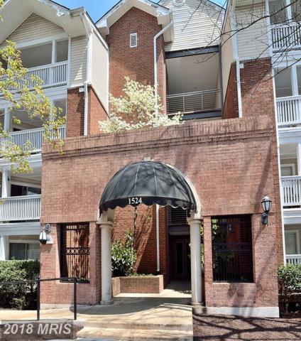 1524 Lincoln Way #321, Mclean, VA 22102 (#FX10225433) :: Dart Homes