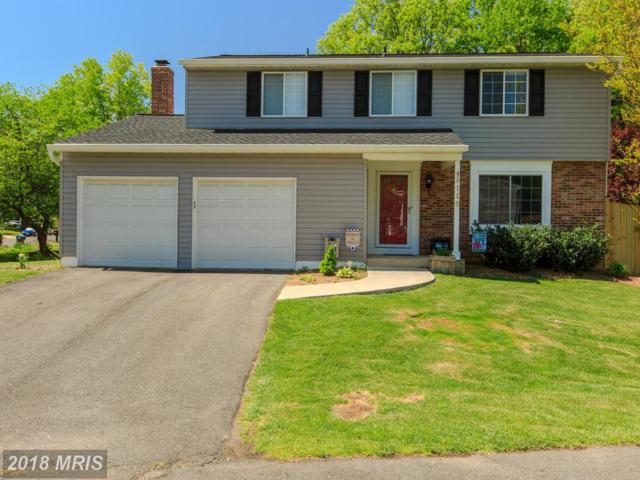 9116 Fox Lair Drive, Burke, VA 22015 (#FX10226402) :: Advance Realty Bel Air, Inc