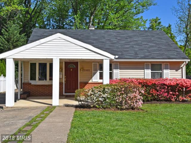 7622 Lunceford Lane, Falls Church, VA 22043 (#FX10227608) :: Green Tree Realty