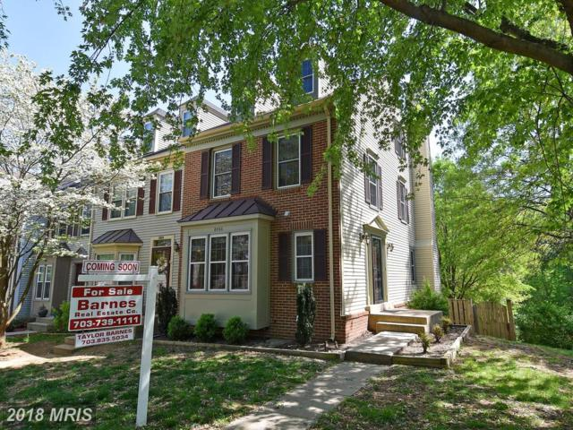 8486 Springfield Oaks Drive, Springfield, VA 22153 (#FX10232978) :: The Withrow Group at Long & Foster