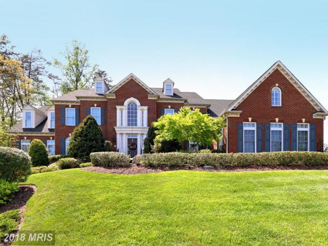9507 Peniwill Drive, Lorton, VA 22079 (#FX10233290) :: Green Tree Realty