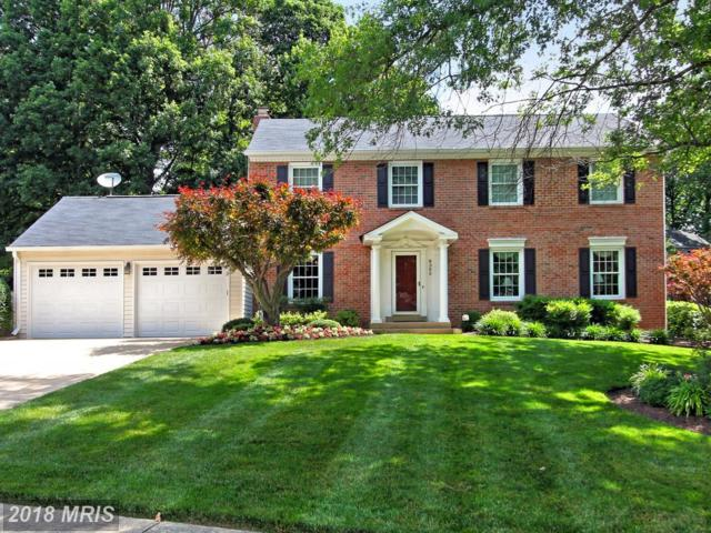 8305 Magic Leaf Road, Springfield, VA 22153 (#FX10235221) :: RE/MAX Executives