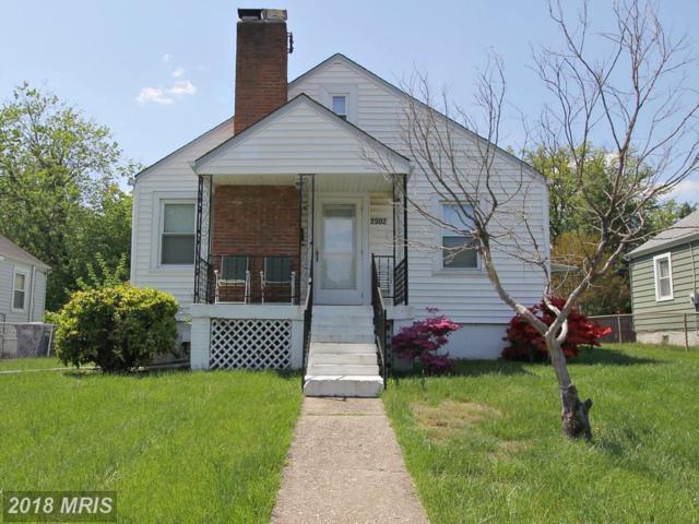 2902 Brook Drive, Falls Church, VA 22042 (#FX10236853) :: Keller Williams Pat Hiban Real Estate Group