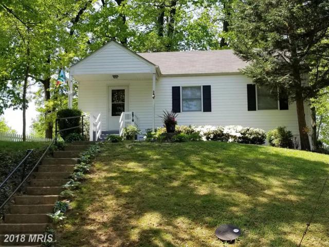 2018 Nordlie Place, Falls Church, VA 22043 (#FX10237182) :: Green Tree Realty
