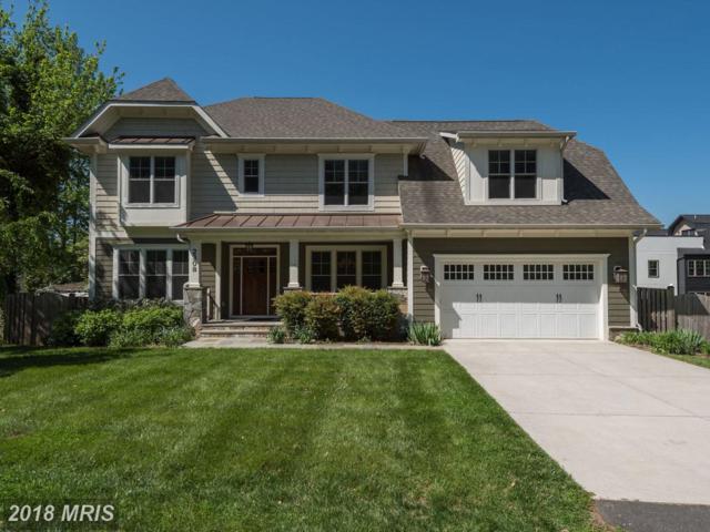 2308 Grove Avenue, Falls Church, VA 22046 (#FX10237298) :: Green Tree Realty