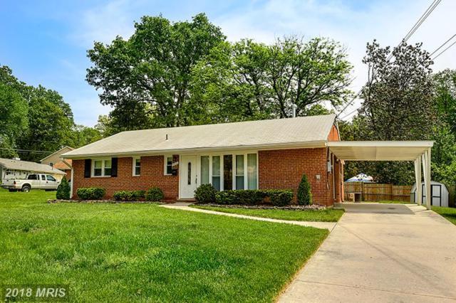 5416 Kempsville Street, Springfield, VA 22151 (#FX10241874) :: Advance Realty Bel Air, Inc