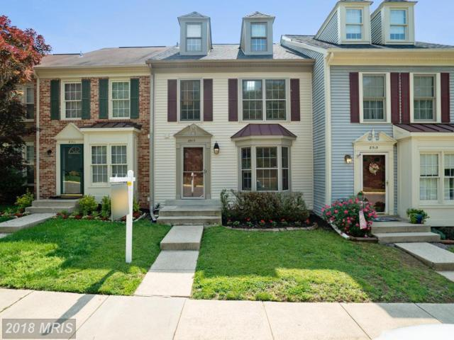 8513 Gambel Oak Drive, Springfield, VA 22153 (#FX10242306) :: The Withrow Group at Long & Foster