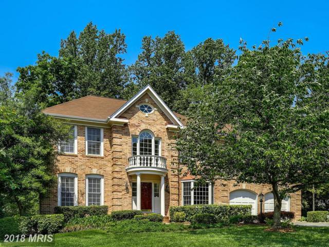 8514 Oak Chase Circle, Fairfax Station, VA 22039 (#FX10243223) :: Browning Homes Group