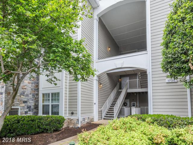 1720 Lake Shore Crest Drive #21, Reston, VA 20190 (#FX10243401) :: The Greg Wells Team