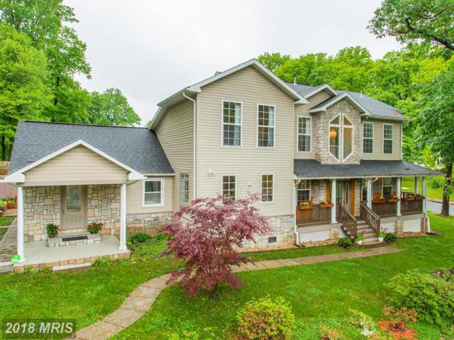 2008 Hillside Drive, Falls Church, VA 22043 (#FX10244694) :: Green Tree Realty