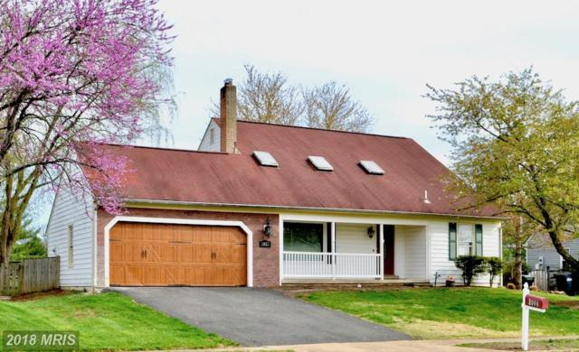 5423 Clubside Lane, Centreville, VA 20120 (#FX10246472) :: Frontier Realty Group