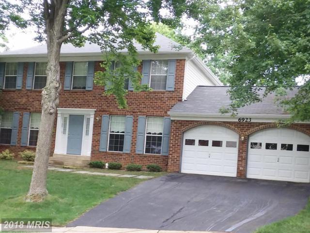 6923 Spanker Drive, Burke, VA 22015 (#FX10247114) :: Browning Homes Group