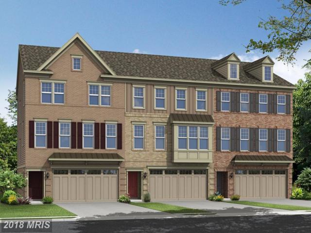 9537 Burke Lake Road #3, Burke, VA 22015 (#FX10247873) :: Browning Homes Group