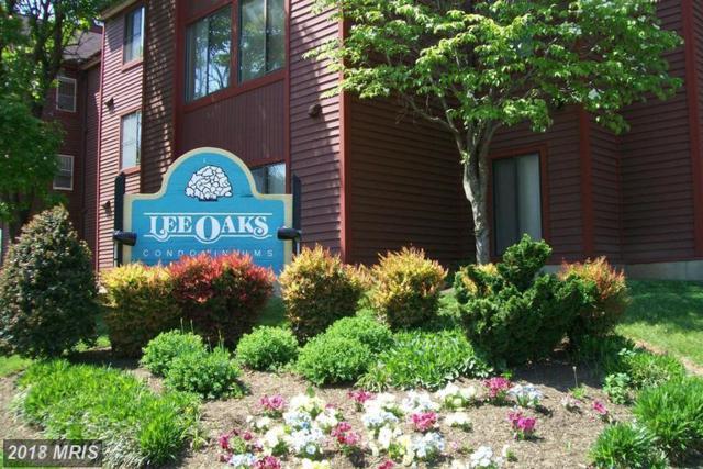 2800 Lee Oaks Place #201, Falls Church, VA 22046 (#FX10248158) :: The Greg Wells Team