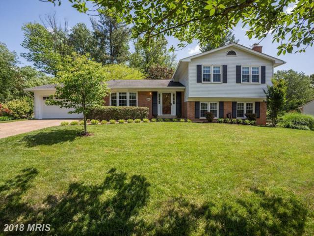 2505 Fernwood Drive, Vienna, VA 22181 (#FX10248757) :: Browning Homes Group