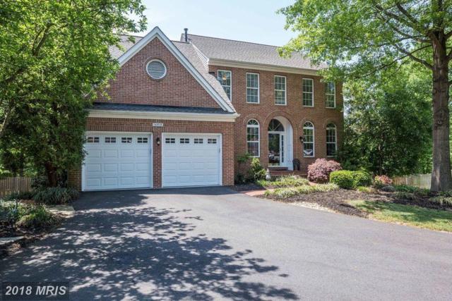14513 Picket Oaks Road, Centreville, VA 20121 (#FX10248963) :: The Hagarty Real Estate Team