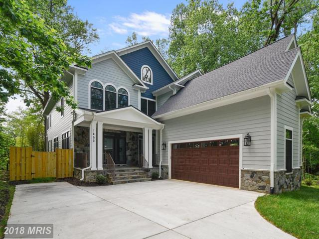 1452 Pathfinder Lane, Mclean, VA 22101 (#FX10249034) :: Browning Homes Group