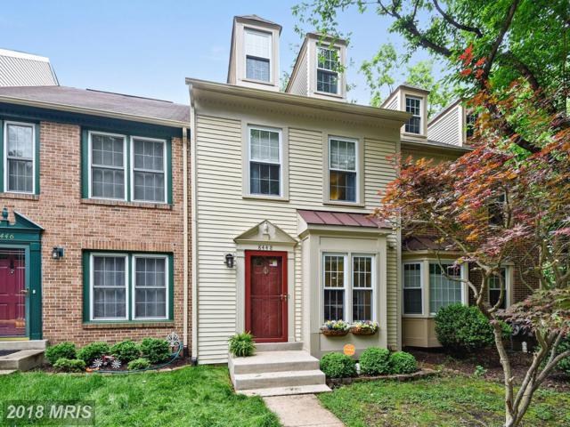 8448 Springfield Oaks Drive, Springfield, VA 22153 (#FX10249671) :: The Withrow Group at Long & Foster