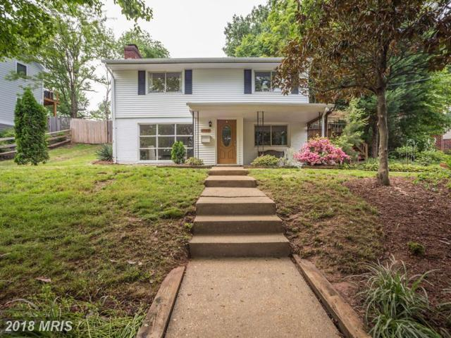 7302 Pinewood Street, Falls Church, VA 22046 (#FX10250274) :: Fine Nest Realty Group
