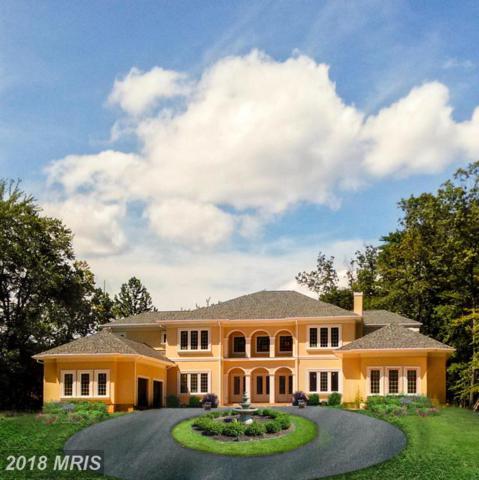 10918 Woodfair Road, Fairfax Station, VA 22039 (#FX10250561) :: Browning Homes Group