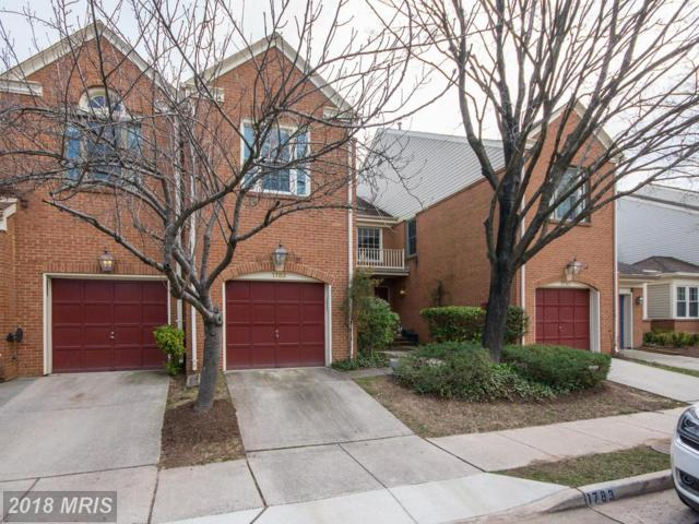 1783 Duffield Lane, Alexandria, VA 22307 (#FX10250608) :: Colgan Real Estate