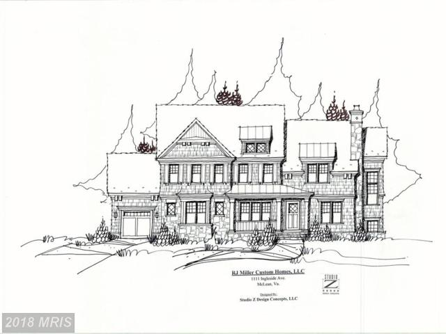 1111 Ingleside Avenue, Mclean, VA 22101 (#FX10250734) :: Browning Homes Group