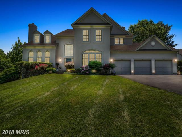 11109 Tommye Lane, Reston, VA 20194 (#FX10252479) :: The Putnam Group