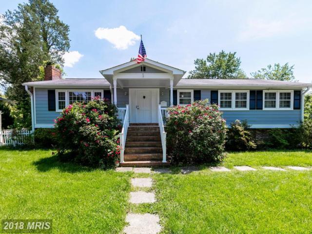 1011 Collingwood Road, Alexandria, VA 22308 (#FX10252879) :: Labrador Real Estate Team